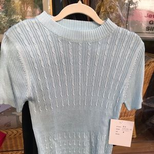 Priscilla knit top